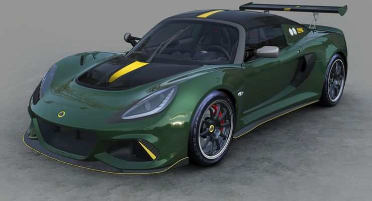 64 All New 2019 Lotus Exige Performance And New Engine