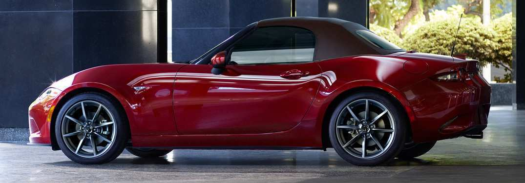 64 All New 2019 Mazda Mx 5 Miata Research New