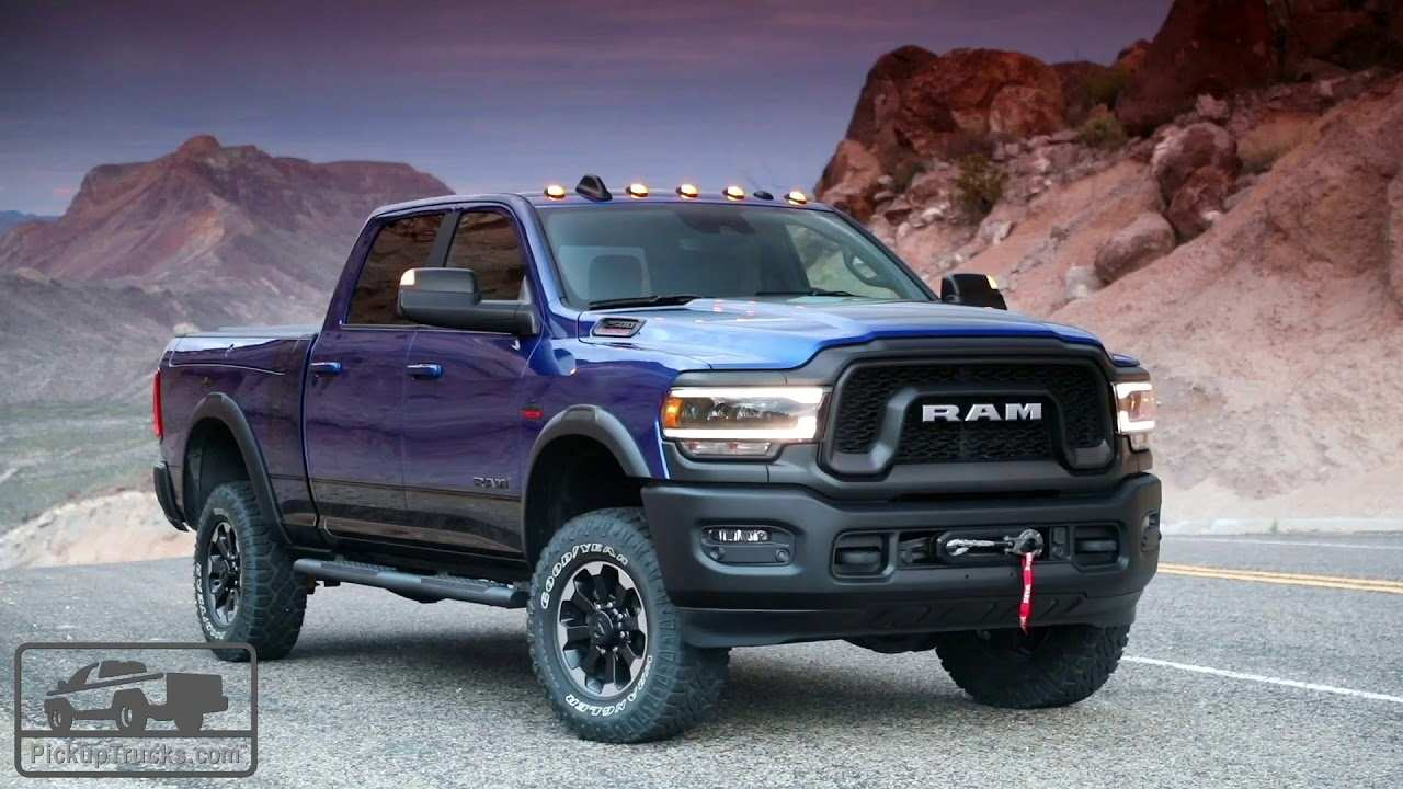 64 All New 2019 Ram 3500 Diesel Concept And Review