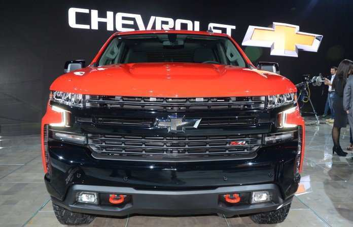 64 All New 2019 Silverado 1500 Diesel Concept