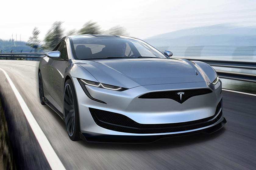 64 All New 2019 Tesla Model S Pictures