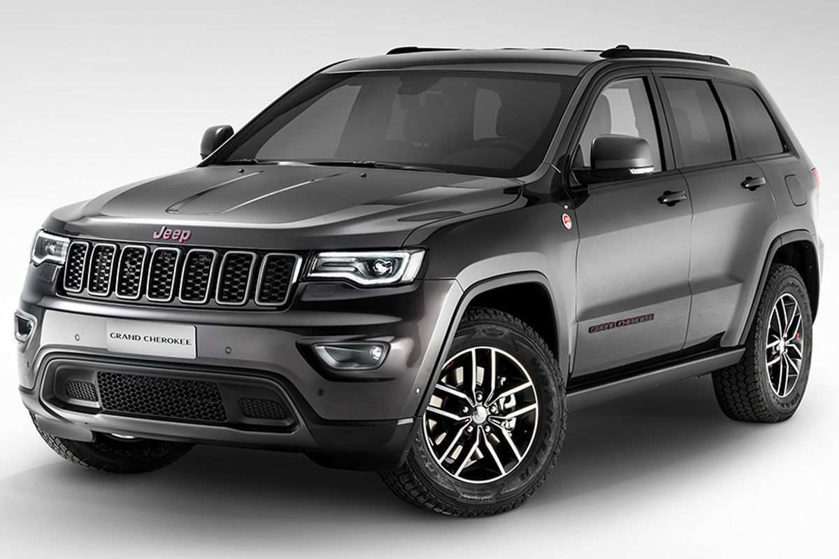 64 All New 2019 The Jeep Grand Wagoneer Exterior And Interior