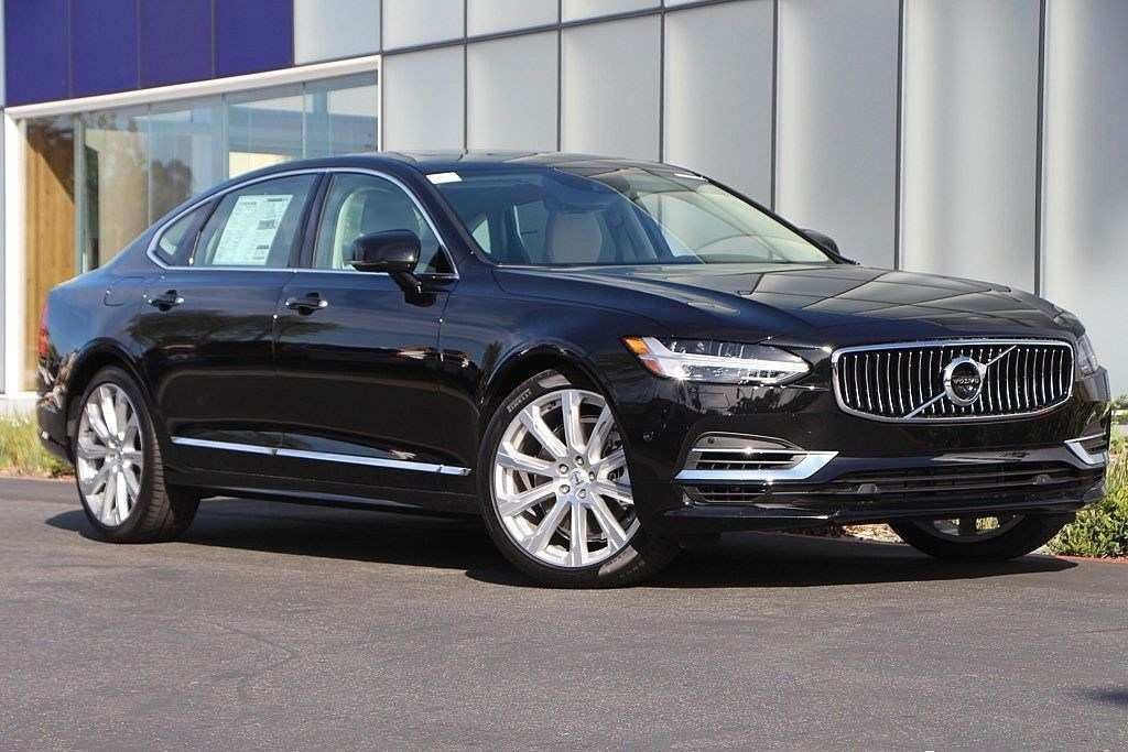 64 All New 2019 Volvo S90 Concept And Review