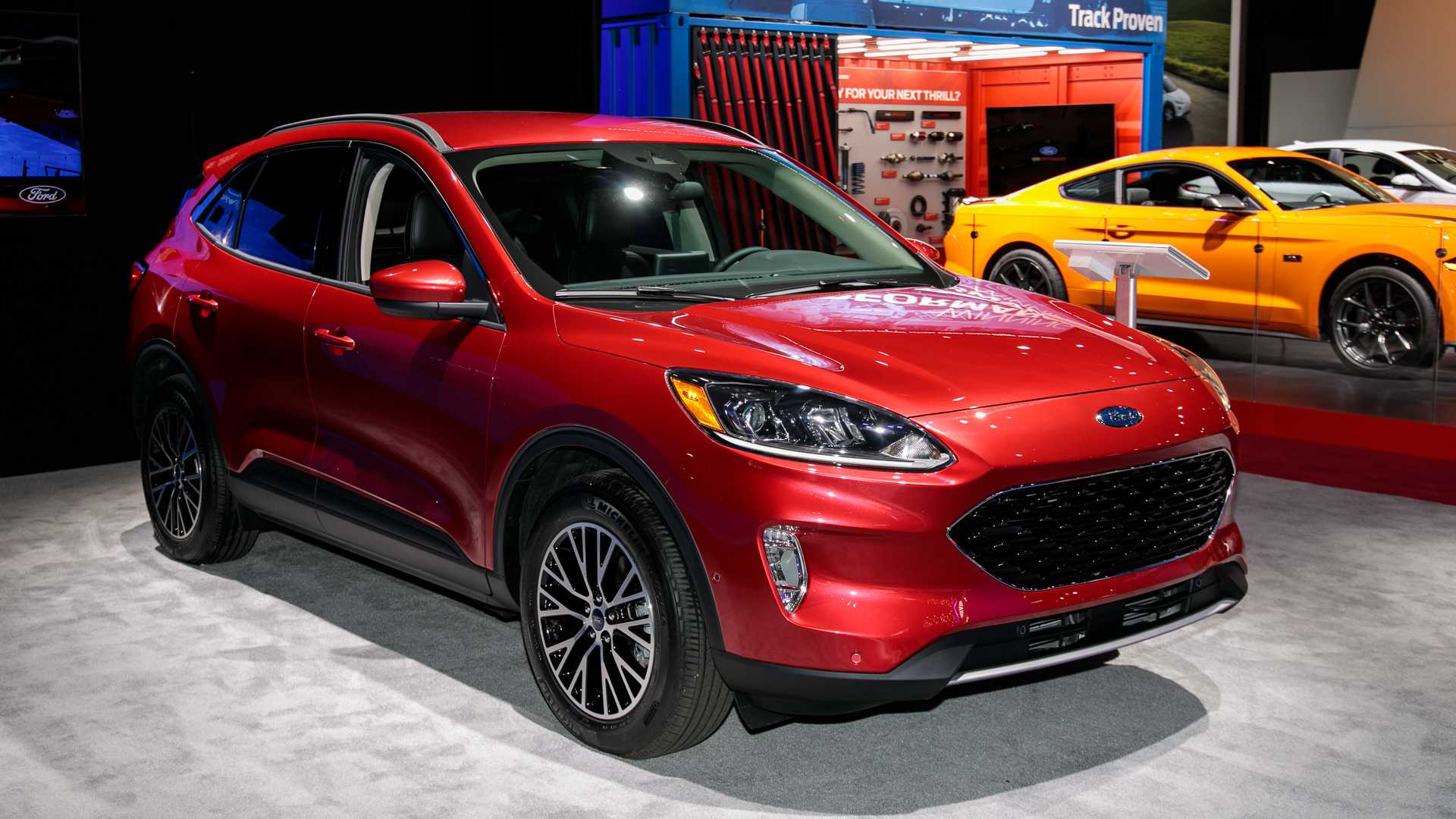 64 All New 2020 Ford Escape Redesign