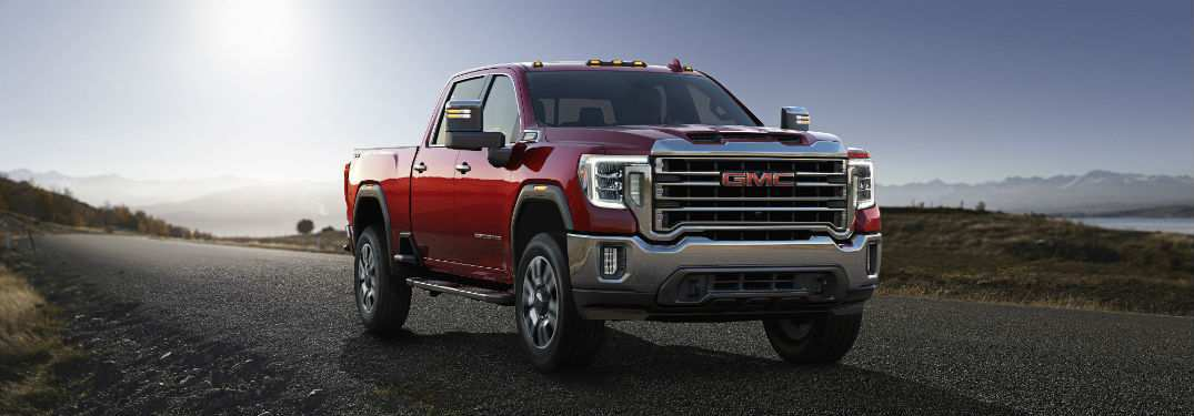 64 All New 2020 GMC 3500 Release Date New Concept