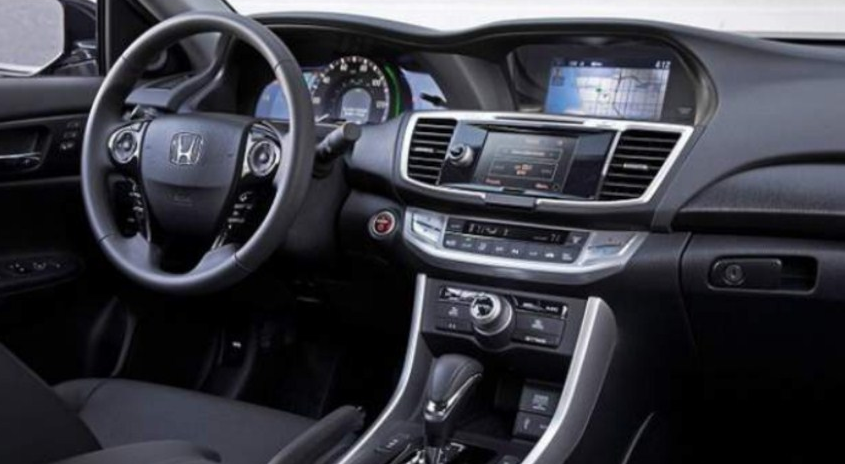 64 All New 2020 Honda Accord Interior Redesign And Review