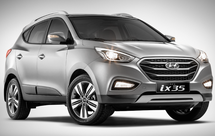 64 All New 2020 Hyundai Ix35 Prices