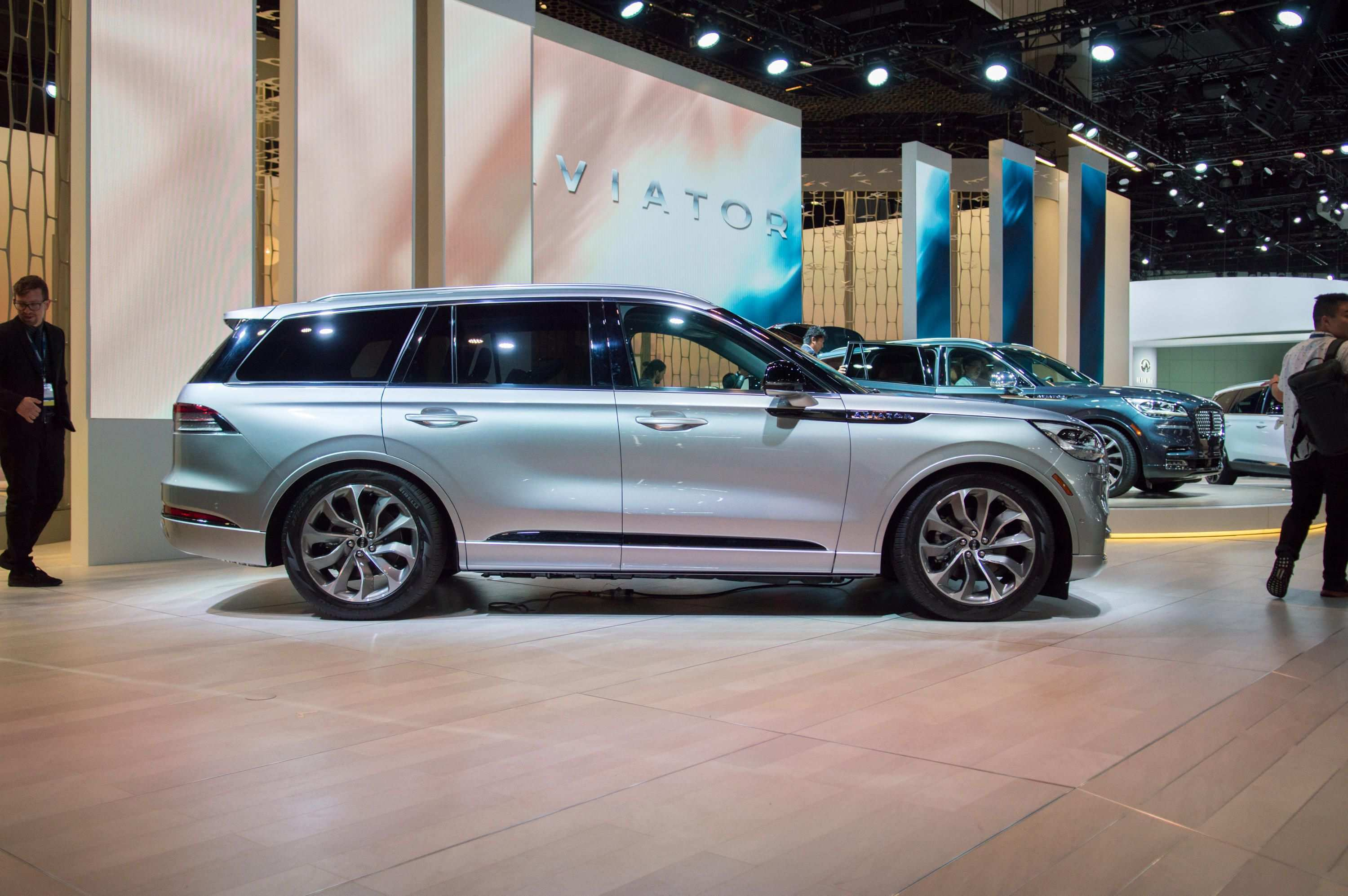 64 All New 2020 Lincoln Navigator Configurations