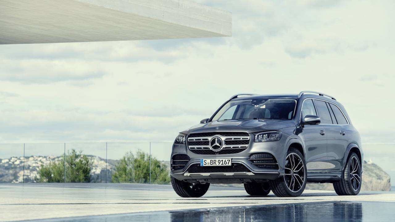 64 All New 2020 Mercedes GLS Interior