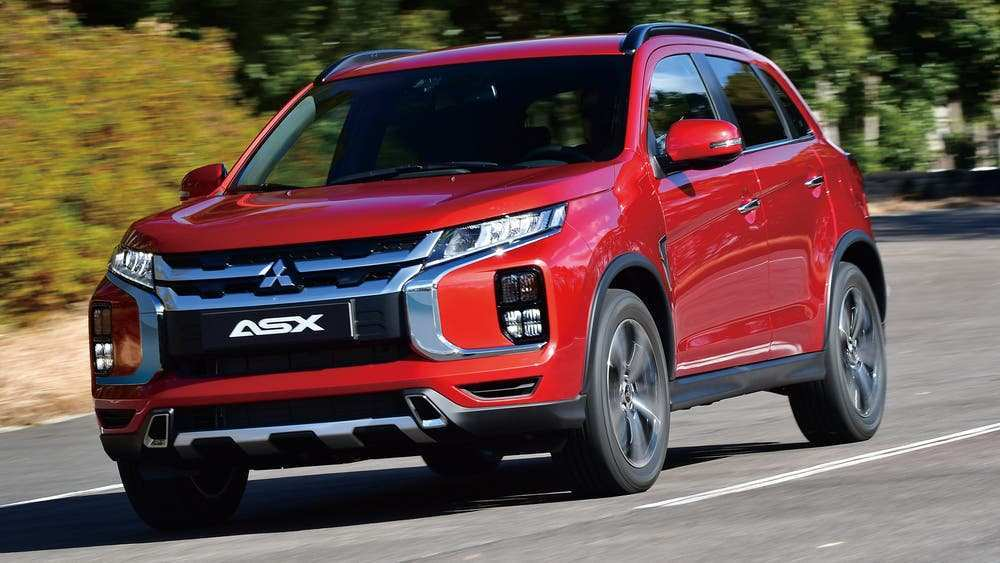 64 All New 2020 Mitsubishi Asx Speed Test