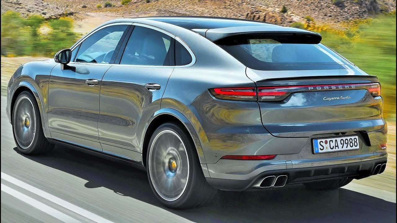 64 All New 2020 Porsche Cayenne Model New Model And Performance