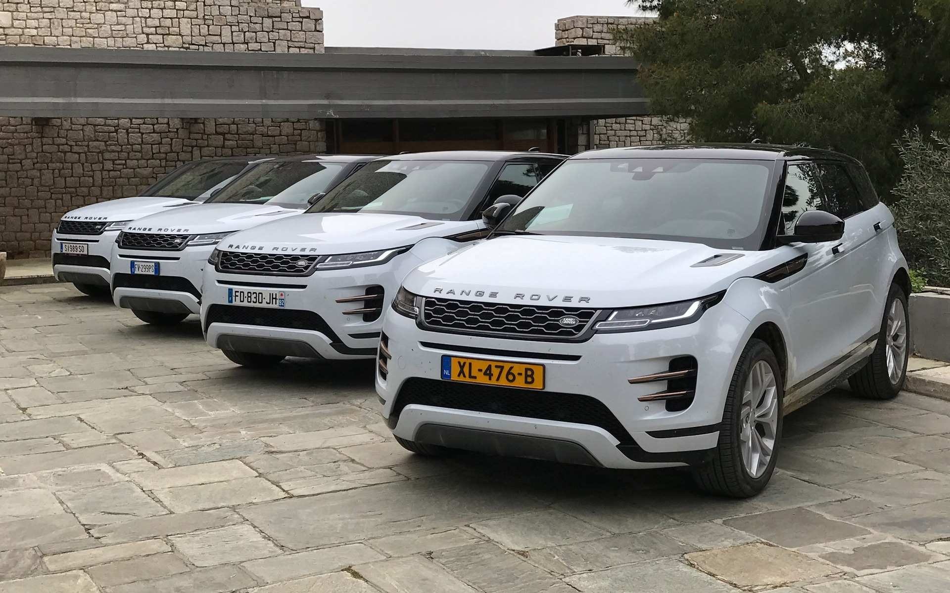 64 All New 2020 Range Rover Evoque Xl Specs