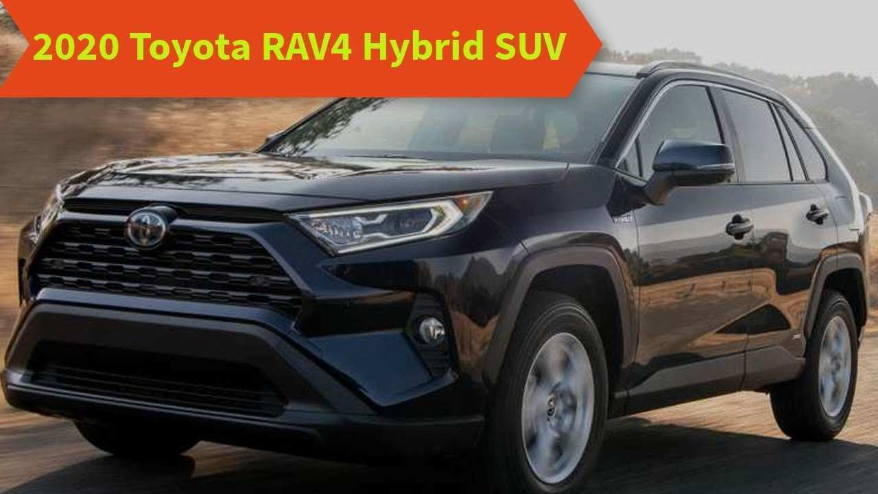 64 All New 2020 Toyota Rav4 Hybrid Ratings