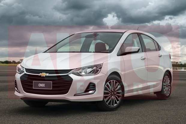 64 All New Chevrolet Novo Onix 2020 Style