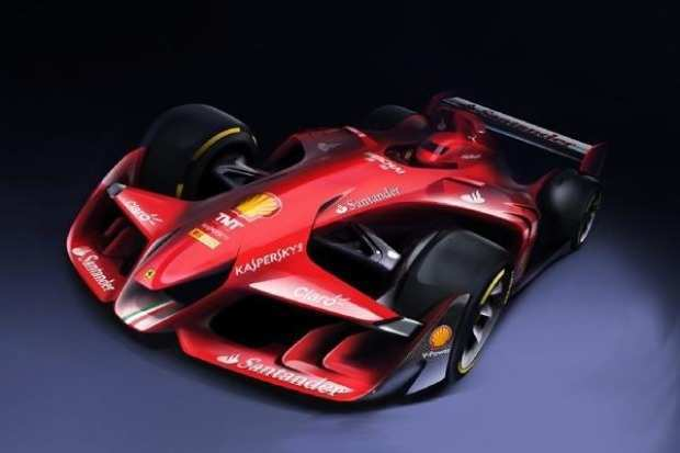 64 All New Ferrari 2020 F1 New Model And Performance