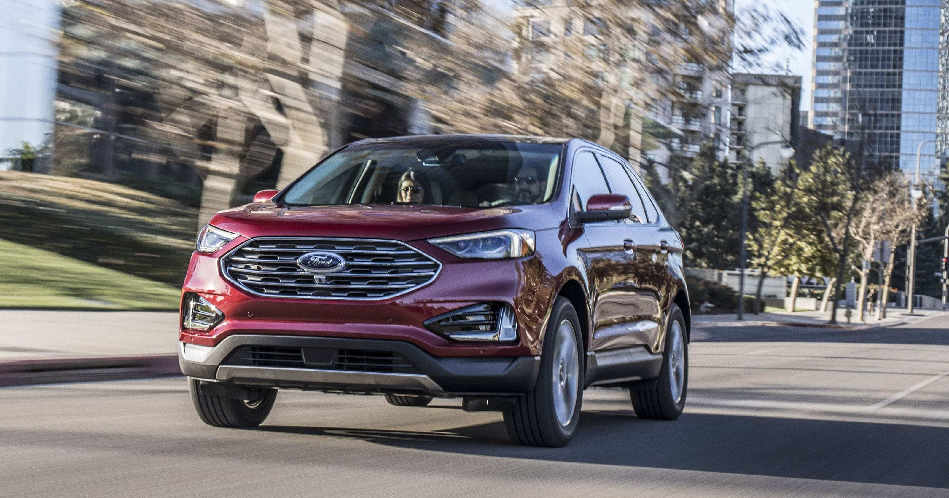 64 All New Ford Edge New Design Exterior And Interior