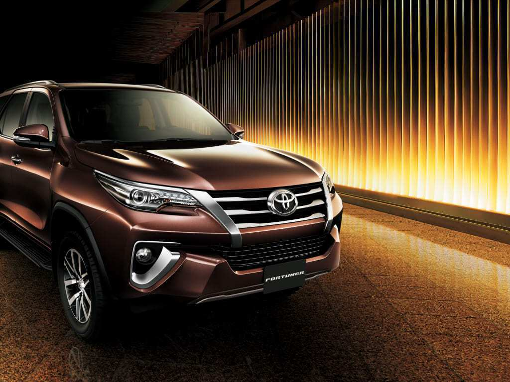 64 All New Fortuner Toyota 2019 Style