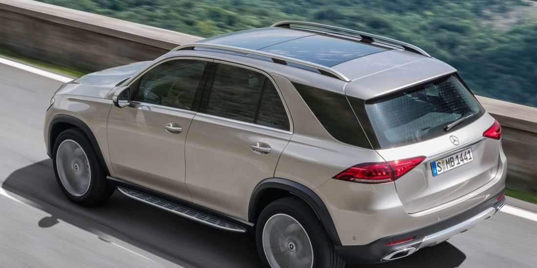 64 All New Gle Mercedes 2019 Exterior