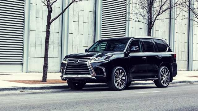 64 All New Lexus Lx 570 Review 2020 Wallpaper