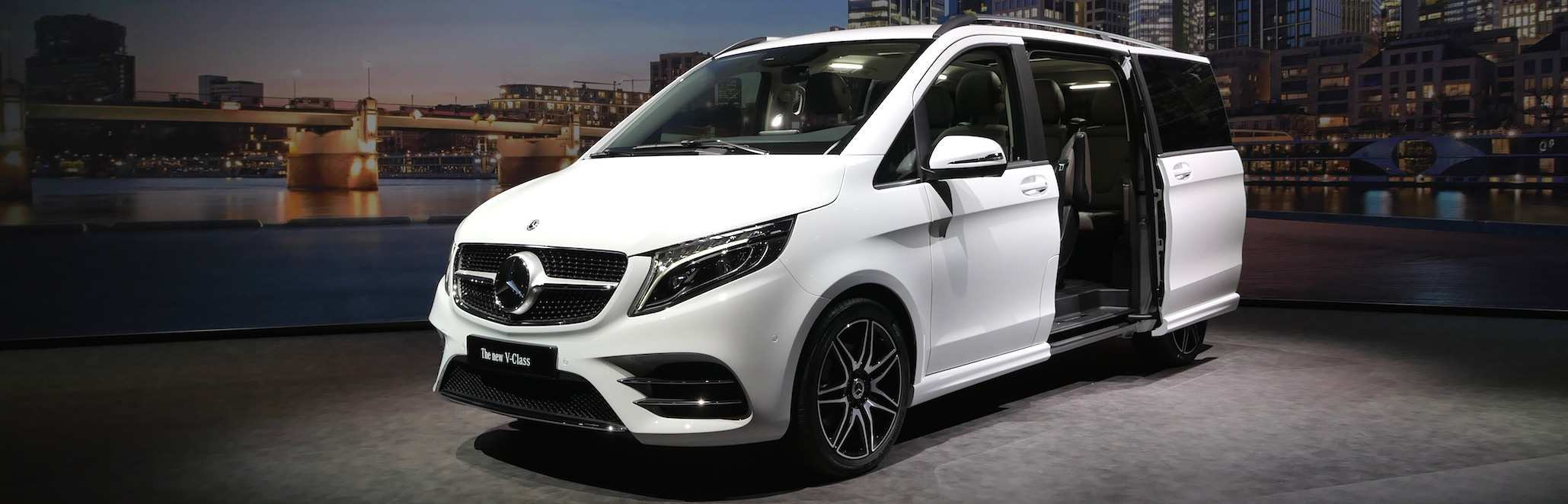 64 All New Mercedes V Klasse 2019 Review