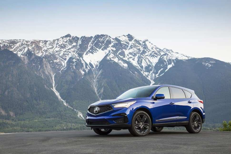 64 All New Release Date For 2020 Acura Rdx History