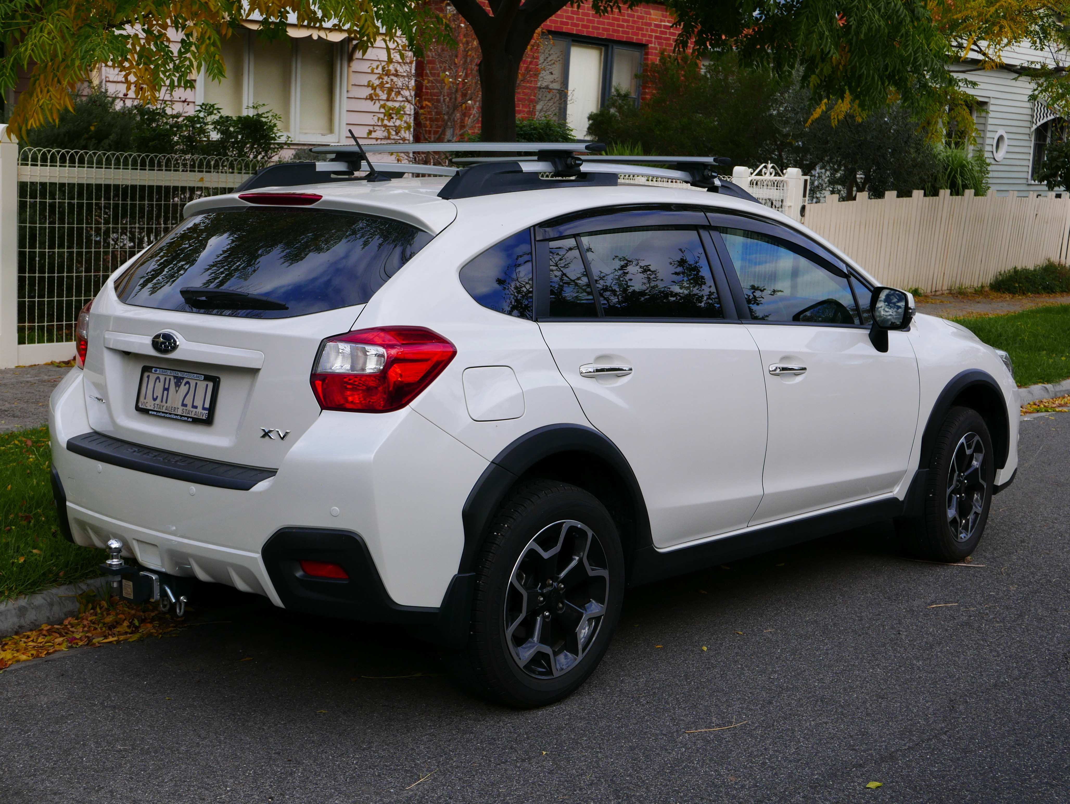 64 All New Subaru Xv Turbo 2019 Overview