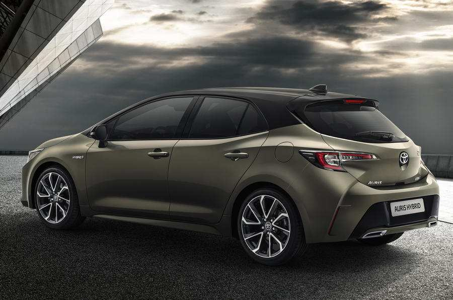 64 All New Toyota Corolla 2019 Uk Redesign