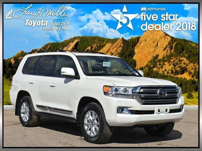 64 All New Toyota Land Cruiser V8 2019 Pricing