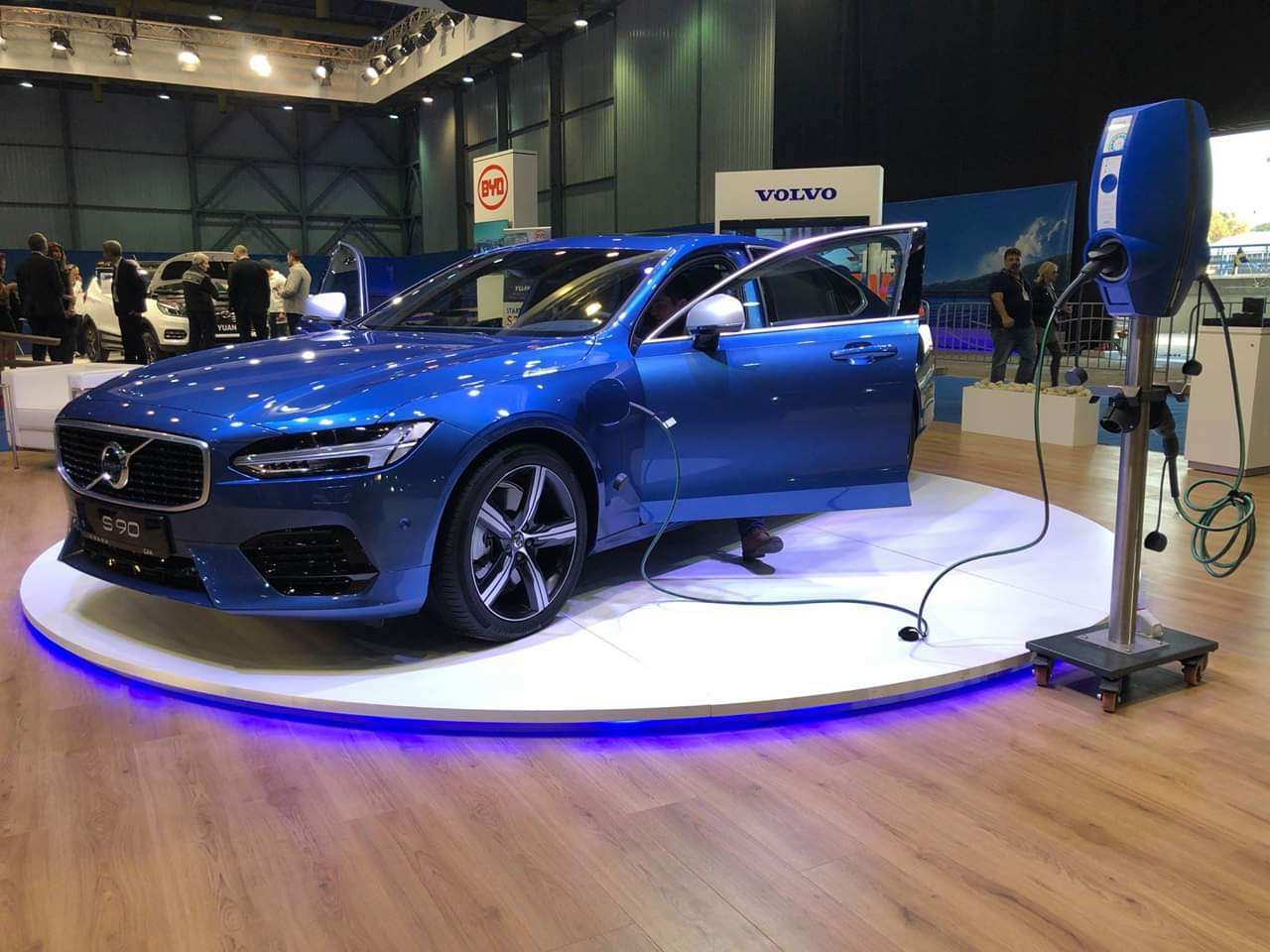64 All New Volvo S Safety Goal No Deaths By 2020 Exterior And Interior