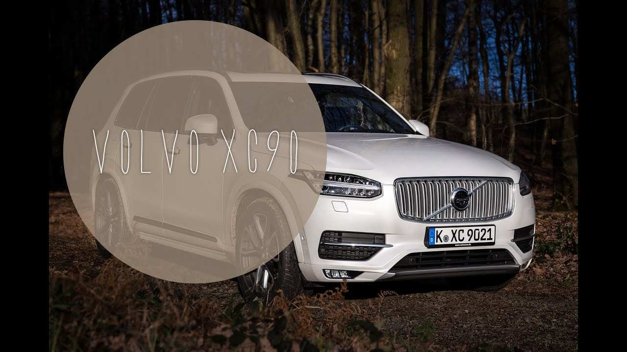 64 All New Volvo Xc90 2020 Youtube Release