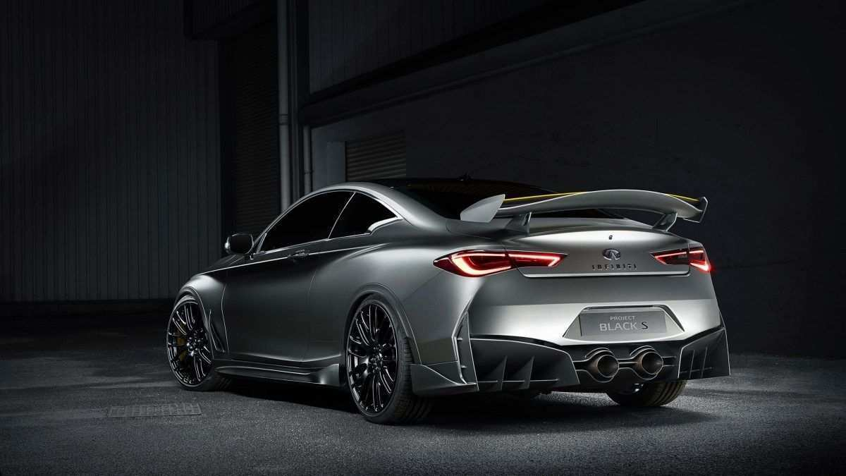 64 All New What S New For Infiniti In 2020 Spy Shoot