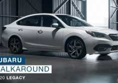 When Will 2020 Subaru Legacy Be Available