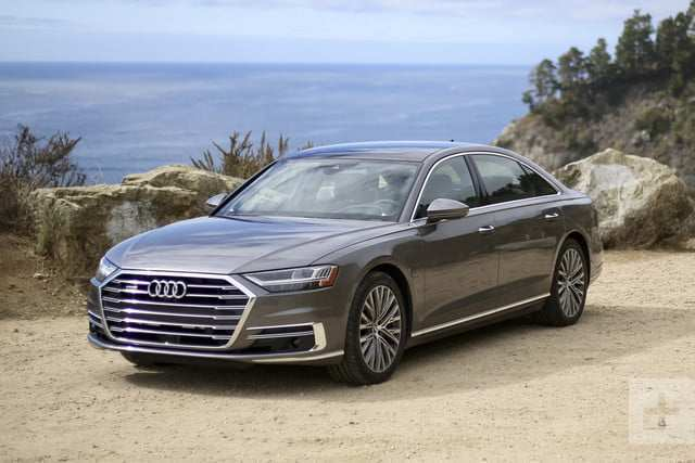 64 Best 2019 Audi A8 Concept And Review