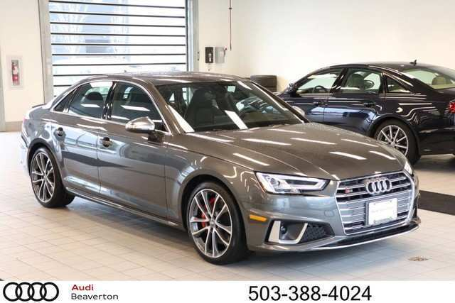 64 Best 2019 Audi S4 New Review