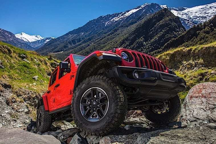 64 Best 2019 Jeep Jl Colors Performance