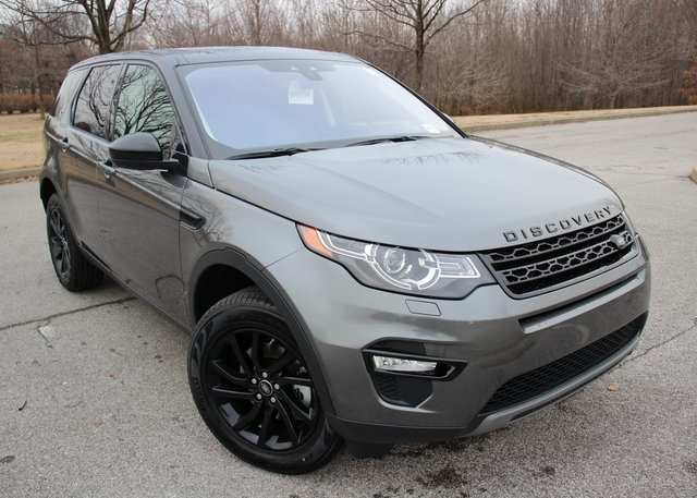 64 Best 2019 Land Rover Discovery Sport Photos