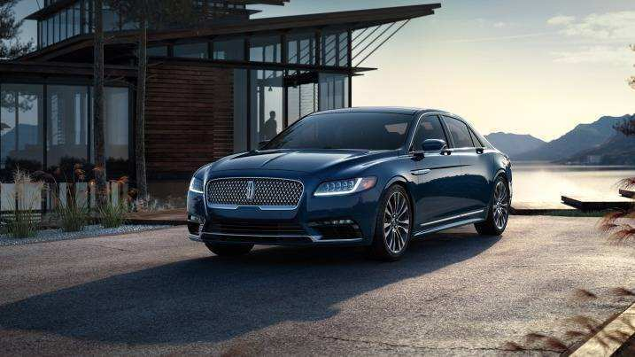 64 Best 2019 Lincoln Continental Performance and New Engine