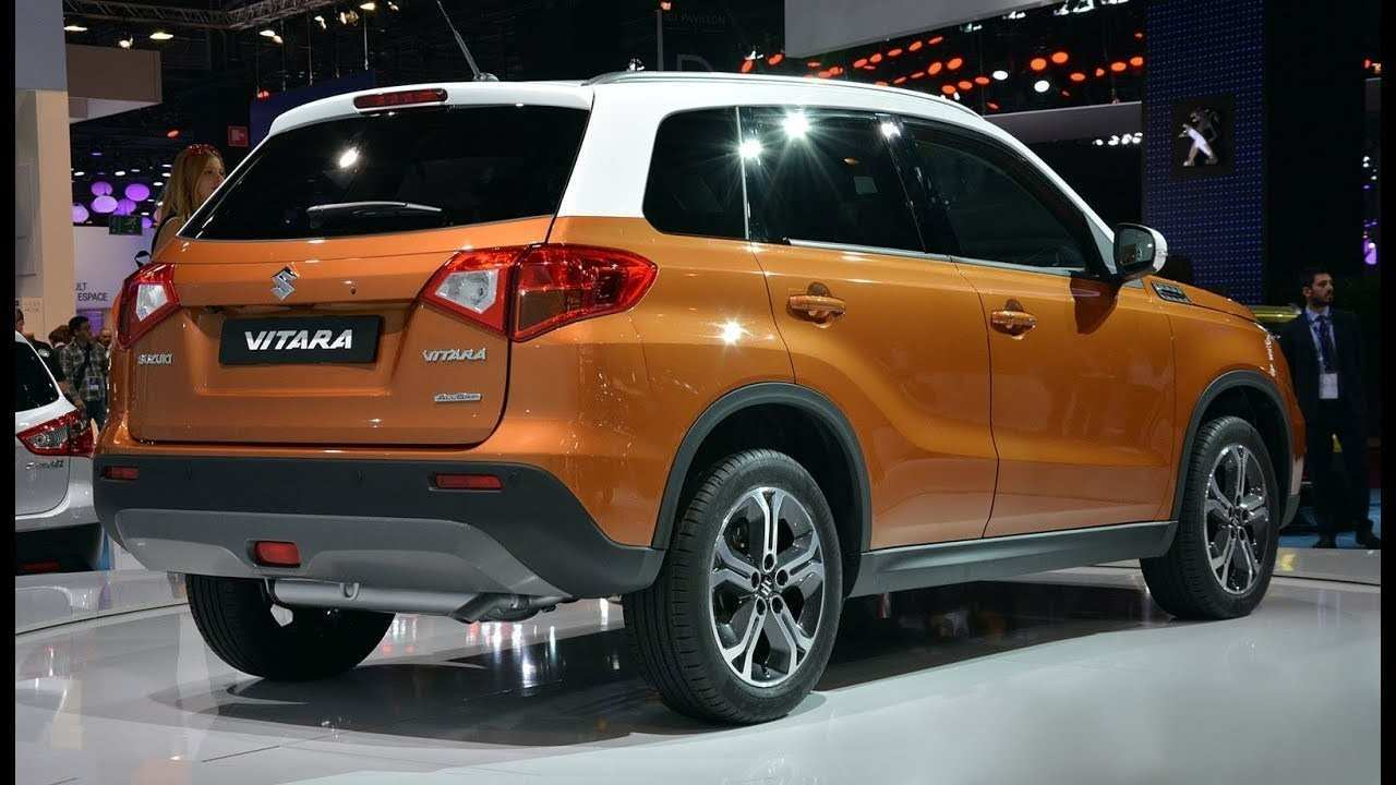 64 Best 2019 Suzuki Grand Vitara Interior