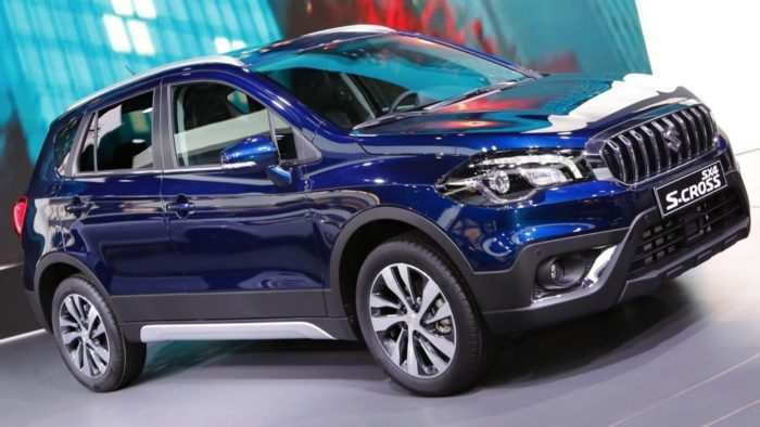 64 Best 2019 Suzuki Sx4 Photos