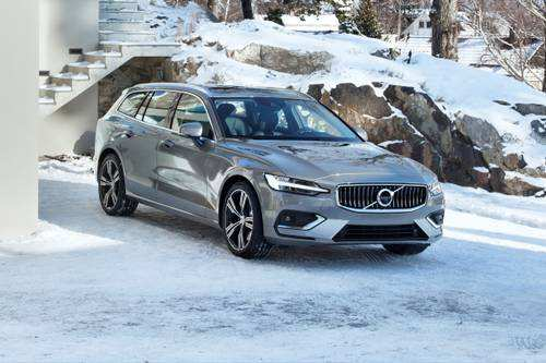 64 Best 2019 Volvo Wagon Redesign