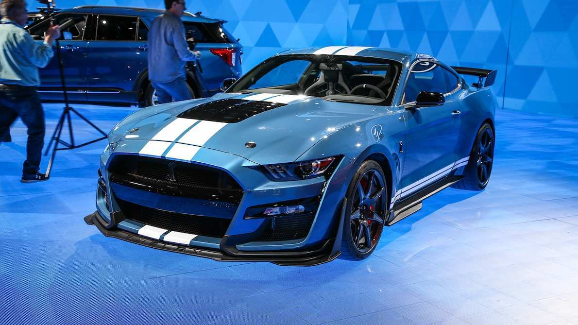 64 Best 2020 Ford Mustang Shelby Gt 350 Exterior