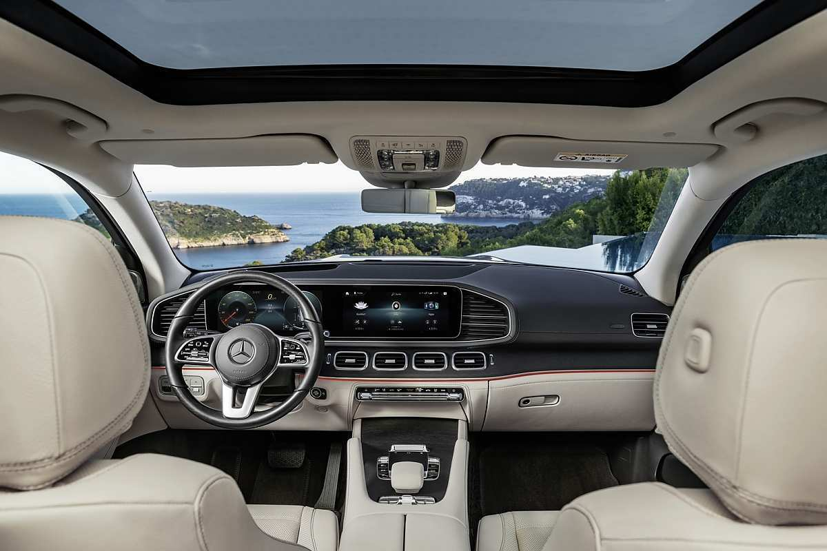 64 Best 2020 Mercedes GLS Exterior And Interior