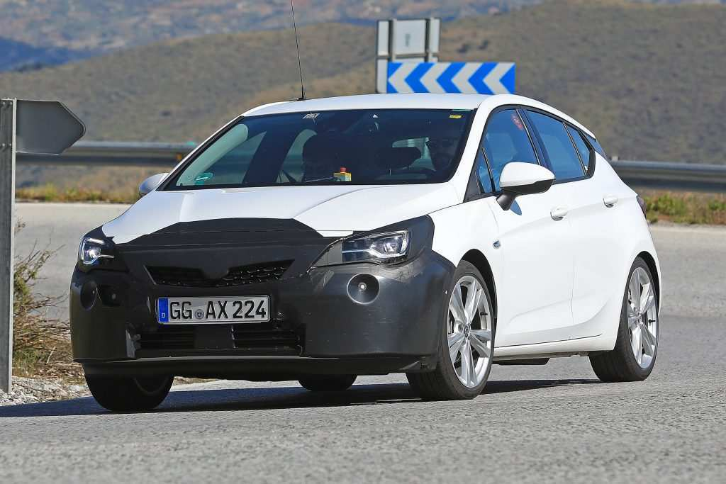 64 Best 2020 New Opel Astra Configurations