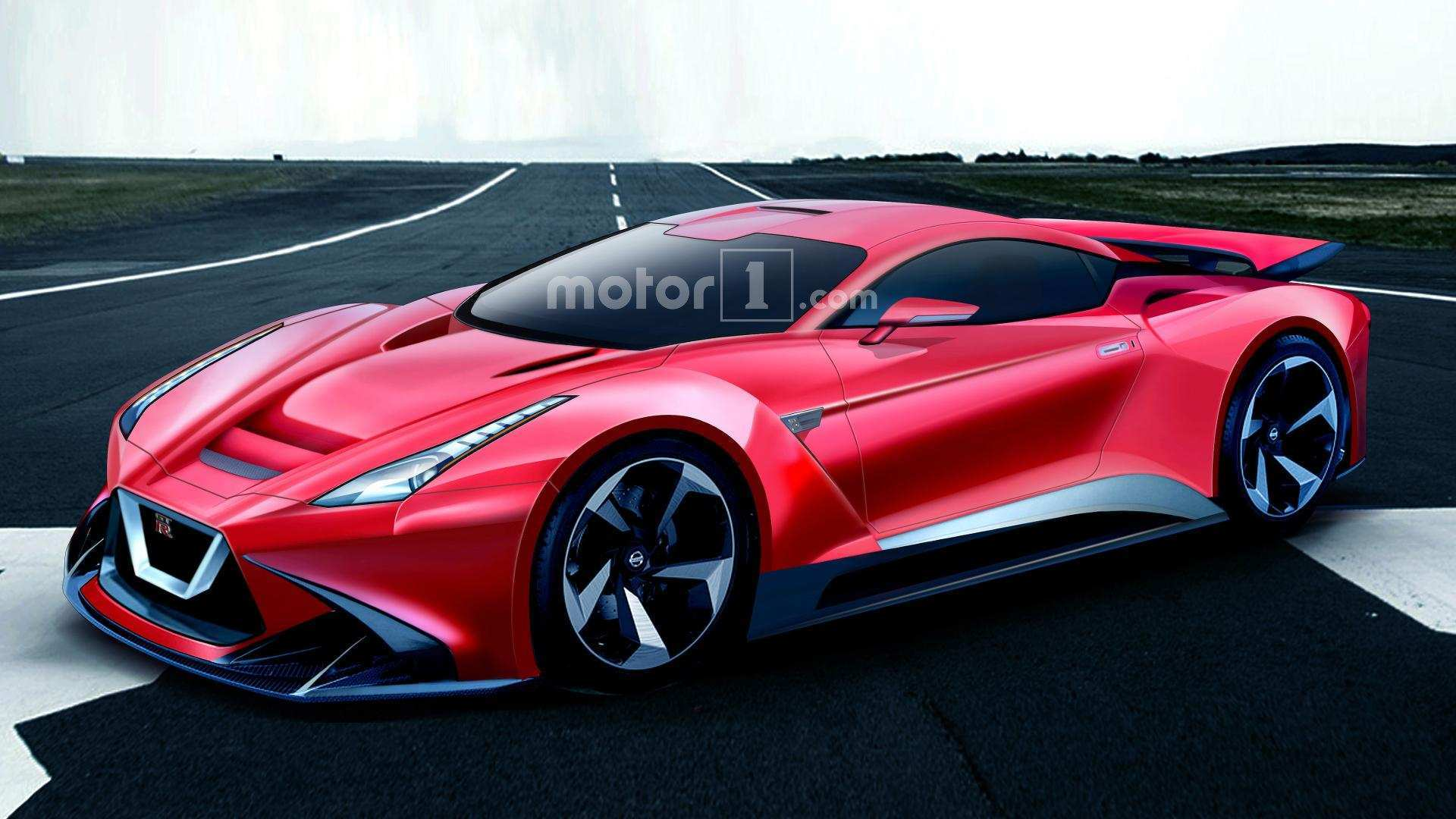 38 All New 2020 Nissan Gtr Nismo Hybrid Redesign and ...