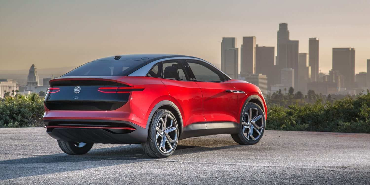 64 Best Volkswagen Electric Suv 2020 Rumors