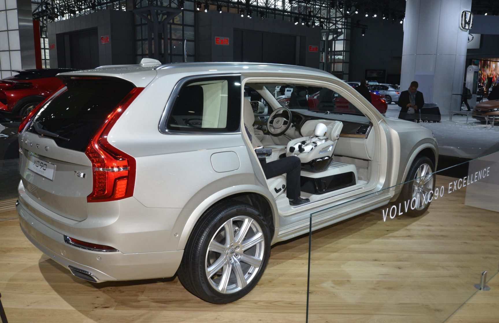 64 Best Volvo Xc90 2019 Interior Spy Shoot
