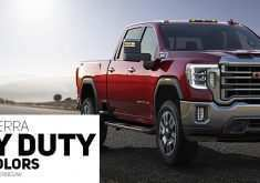 When Do The 2020 GMC Trucks Come Out