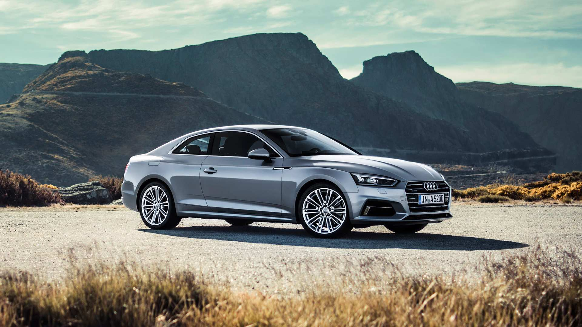 64 New 2019 Audi A5 Coupe Redesign And Concept