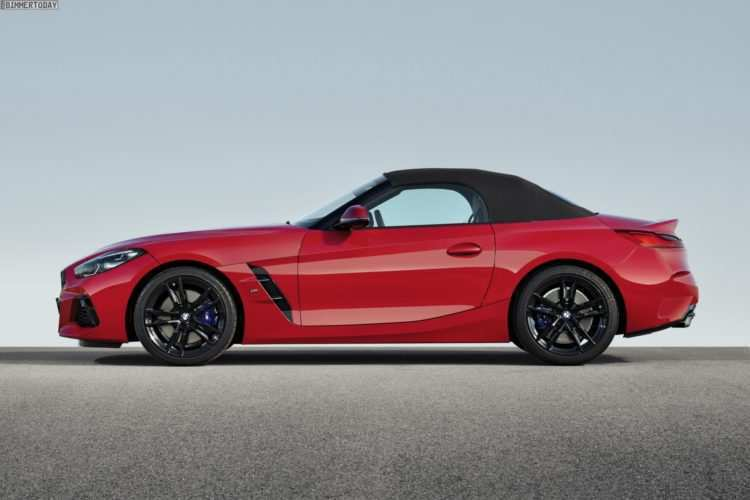 64 New 2019 BMW Z4 Roadster Price Design And Review