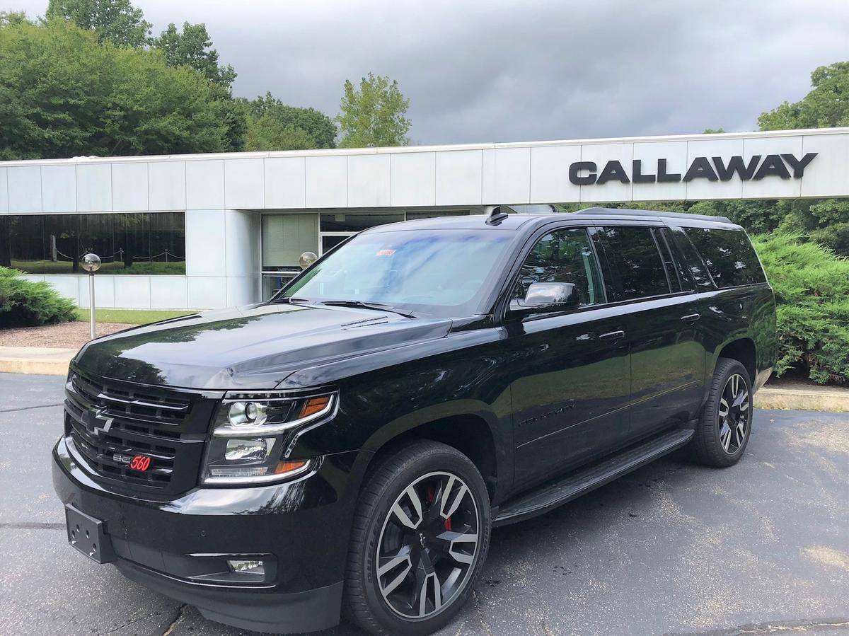 64 New 2019 Chevy Suburban Release Date